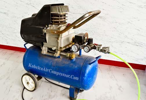 Tác dụng của máy nén khí công nghiệp