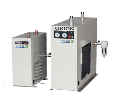 Nguyên lý hoạt động của máy sấy khí