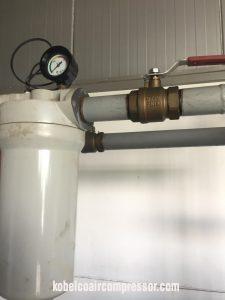 Phụ tùng máy nén khí trục vít bình dương