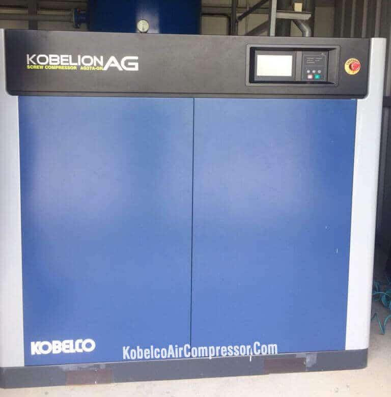 máy nén khí kobelco 15kw giá