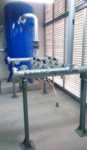 cách sửa máy nén khí không lên hơi
